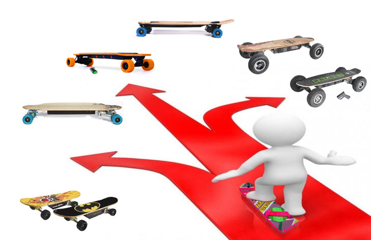 bien-choisir-son-skateboard-electrique-street-ou-cross