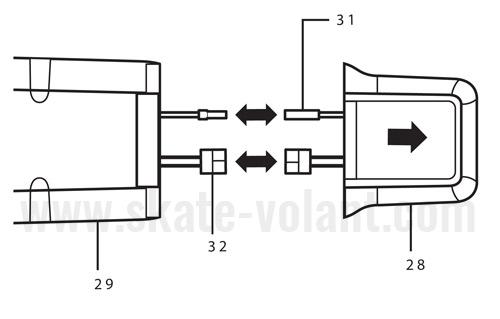 montage-ecu-batterie-connectique-yuneec-e-go-france