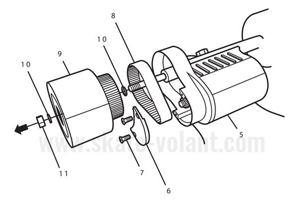 roue-motrice-et-courroie-moteur-skate-electrique-yuneec-e-go