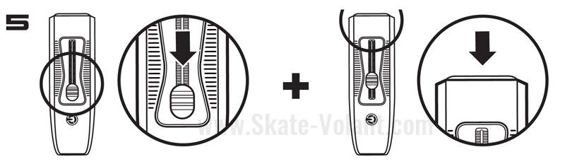synchroniser-le-skate-electrique-ego-yuneec-telecommande